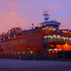 Staten Island Ferry Molinari Class Energy Conservation